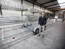 Aanhanger voor kleine huizen is hit voor Vlemmix uit Asten