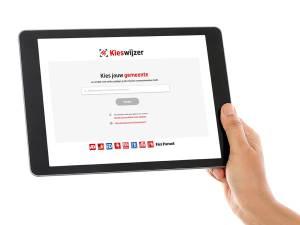AD lanceert Kieswijzer voor 220 gemeenten