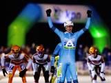 Schouten wint eerste marathon op natuurijs bij mannen