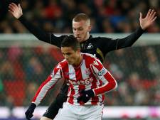 Oud-PSV'er Afellay per direct weg bij Stoke City