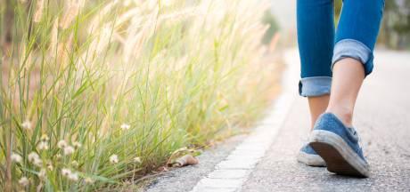 Waarom wandelen tegen stress beter is dan fietsen of rennen