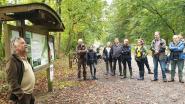 Bruggeskeswandeling leidt wandelaars doorheen Gewestbos Ravels Zuid