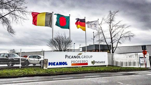 Picanol in Ieper.