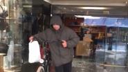 Politie verspreidt beelden van verdachte van inbraken bij koffiehuisje en lederwarenwinkel