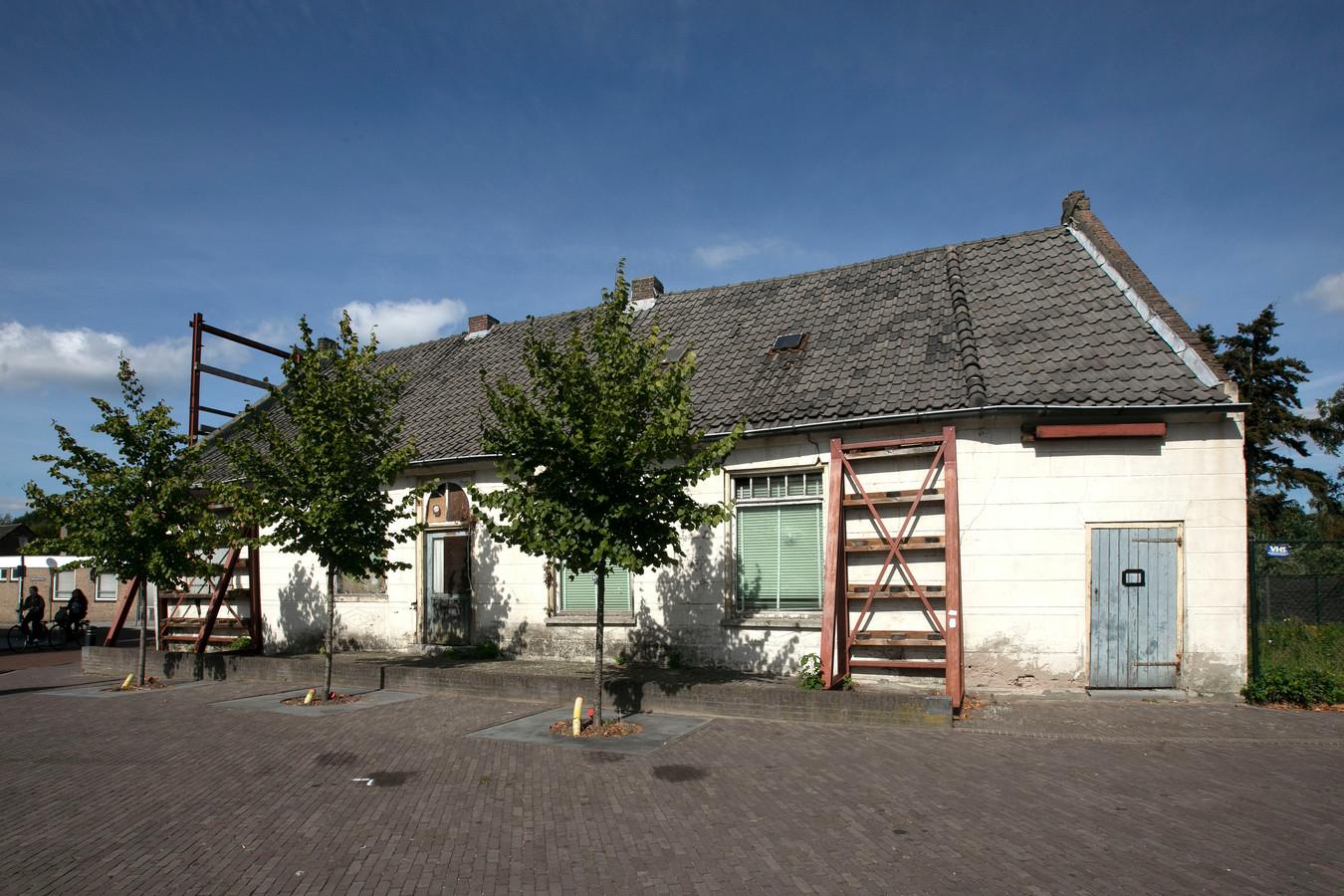 Winkelwoonpand van Anneke de Bruijn, Asten