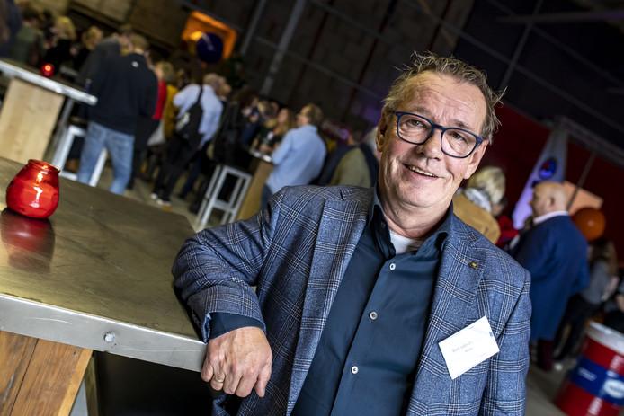 Bert van de Maat, eigenaar van vakantiepark 't Mölke in Zuna.