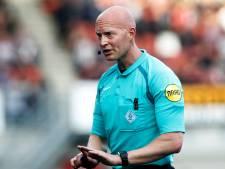 PEC Zwolle-ADO Den Haag onder leiding van arbiter Mulder