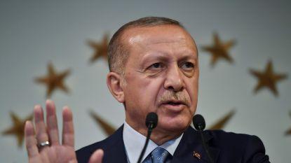 Turkse president Erdogan herverkozen met 52,6 procent van de stemmen volgens definitieve resultaten