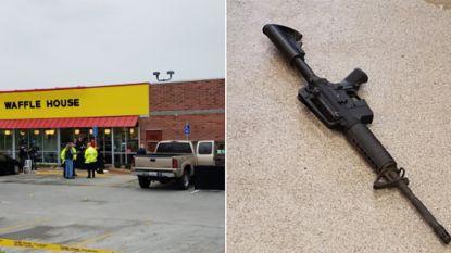 """Held die naakte schutter overmeesterde in Amerikaans restaurant: """"Ik wou enkel mezelf redden"""""""