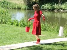 Toneelgroep T-Jater met zomertheater naar Heemtuin in Geldermalsen