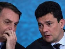 Braziliaanse president haalt uit naar opgestapte minister van Justitie: Hij liegt