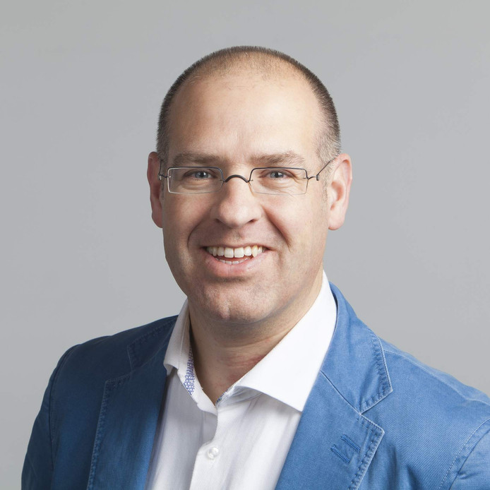 Carlo van Esch, lijsttrekker Partij Gemeente Belangen in Oisterwijk