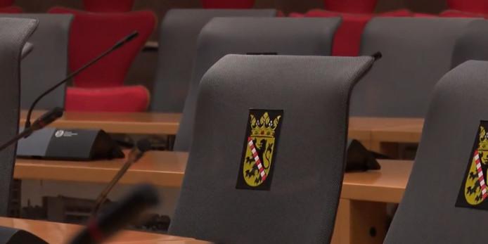 De raadszaal in Schiedam