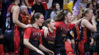 Belgian Cats stijgen na olympische kwalificatie naar zevende plaats op wereldranking