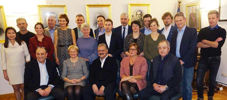 Nieuwe gemeenteraad Huldenberg