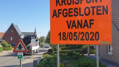 Jaar lang werken in Schransdriessstraat-Kapelstraat