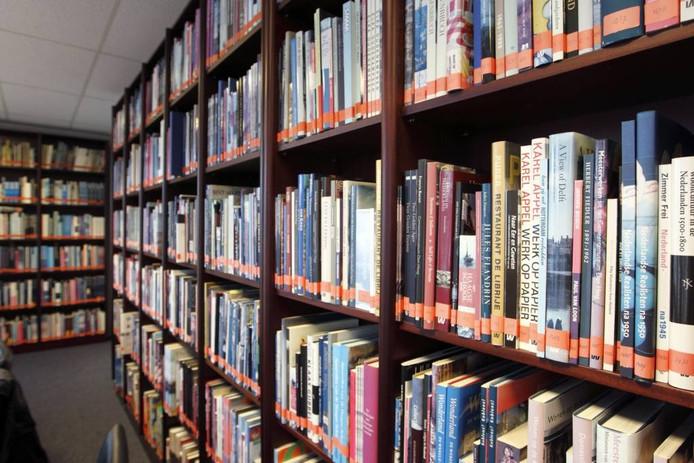 Duizenden titels werden in de loop van tientallen jaren uitgegeven door aanvankelijk Waanders en de laatste jaren WBooks. foto Tom van Dijke