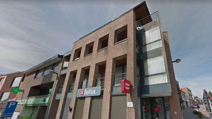 Belfius-bankkantoor Hooglede verdwijnt op 8 juni