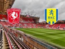 LIVE | Pakt RKC de eerste punten van het seizoen op bezoek bij FC Twente?