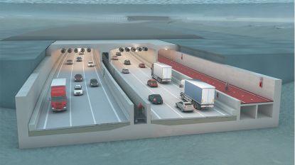 Lantis vraagt vergunning aan voor tunnel Oosterweelverbinding, werken starten volgend jaar