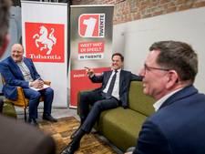 Premier Mark Rutte neemt blik achter de schermen bij Tubantia en 1Twente