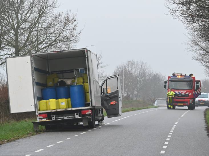 Wéér vaten gevonden in West-Brabant, dit keer raak in Ulvenhout