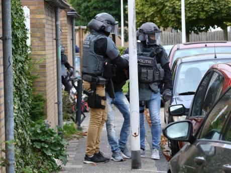Man opgepakt door arrestatieteam bij woninginval Spijkenisse