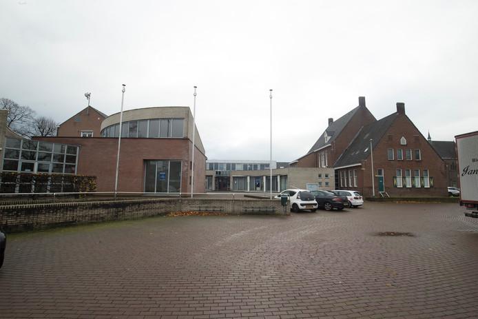 Het plein voor het voormalige gemeentehuis is een belangrijk deel van het  masterplan  Didam.