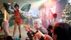 Tomorrowland trakteert rusthuisbewoners op 'Winterparty'