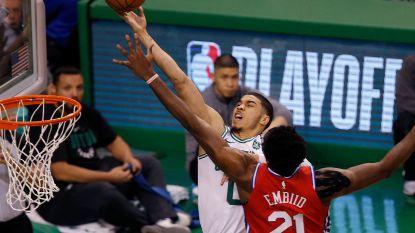 NBA: Boston begint met zege tegen Philadelphia aan tweede ronde play-offs, Curry staat voor comeback