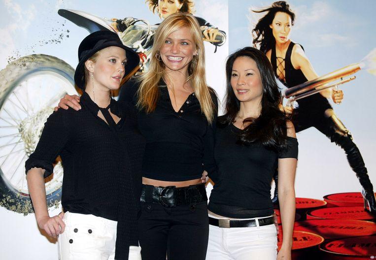 Drew Barrymore, Cameron Diaz and Lucy Liu vormden uiteindelijk het iconische team.