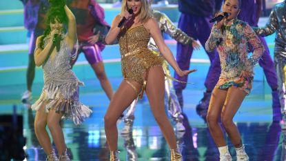 Eindelijk: Taylor Swift deelt volledige opname van haar 'Artist Of The Decade'-optreden tijdens de AMA's