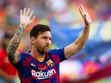 Juste à temps: Lionel Messi prêt pour l'ouverture de la Ligue des Champions