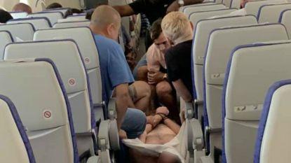 VIDEO. Vliegtuig moet rechtsomkeer maken na vechtpartij tussen passagiers