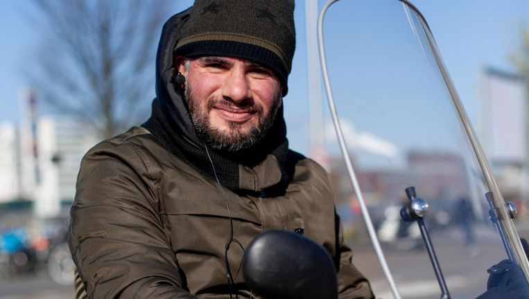 Ahmet Tasbasi. Beeld Lin Woldendorp