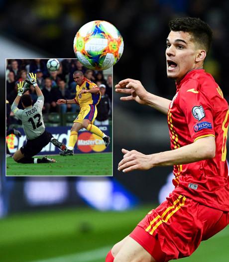 Ajax heeft oogje op 'zoon van' Hagi, is hij net zo'n speler als zijn vader?