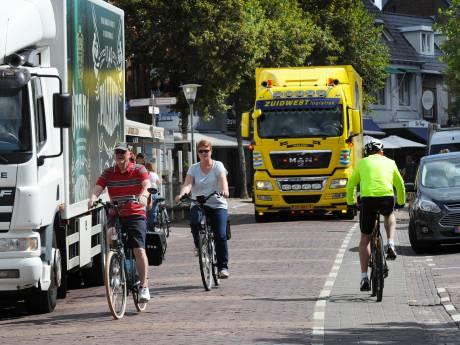 Autoluw centrum Domburg kan rekenen op bijval inwoners en ondernemers