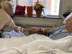 Mariés depuis 68 ans, ils meurent à un jour d'intervalle