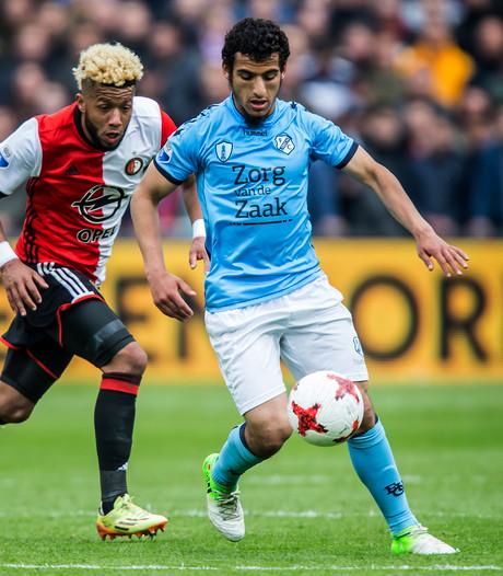 Ayoub: Ik wil bij Utrecht afscheid nemen met Europees voetbal