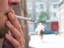 Aantal jongvolwassen rokers neemt niet af
