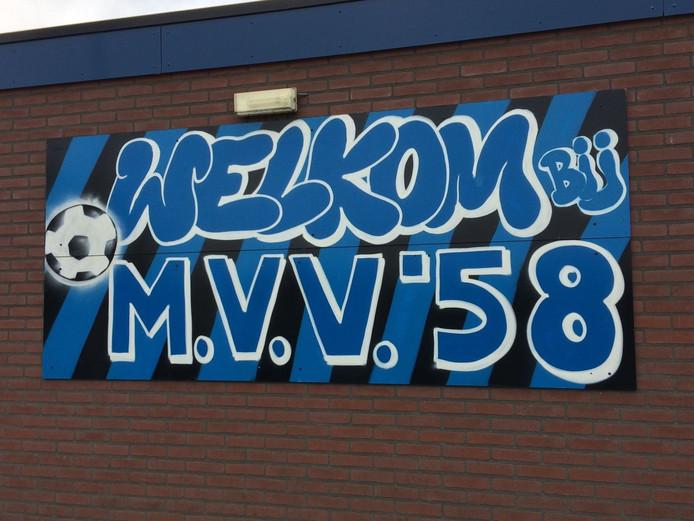 Vanmiddag bij MVV'58 tegen Brakel. Er wordt een grote uitslag verwacht voor MVV'58, want Brakel heeft dit seizoen nog geen punt gepakt in de vierde klasse Zuid 1.