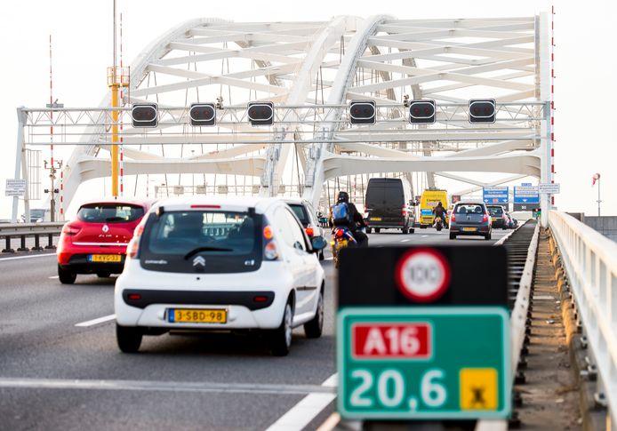 In 2025 moet de uitstoot van verkeer met 30 procent zijn gedaald.