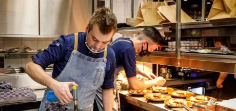 Galgenmaal met alles wat de chef nog in voorraad heeft voor gasten restaurant De Bovenmeester in Steenwijk