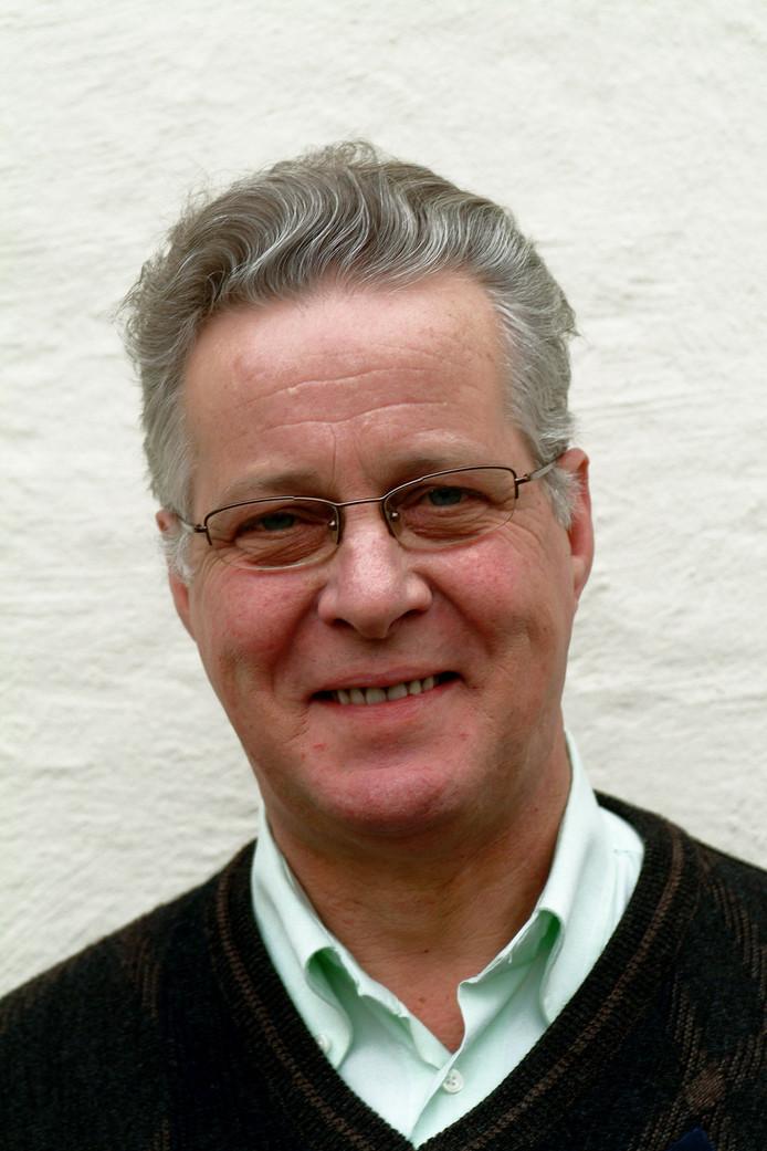 Archieffoto VVD-fractievoorzitter Gerard Huijpen.