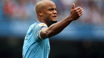 Manchester City houdt de punten thuis tegen Newcastle United na heerlijke goal Walker, Kompany mag even invallen