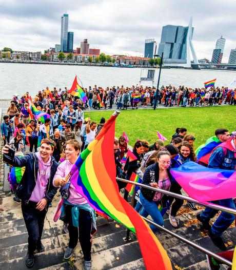 COC: Bereid Rotterdam-Zuid voor op duizenden homo's en lesbiennes tijdens Songfestival