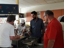 'Proefdag' voor keukenloze bewoners 't Ven in Eindhoven