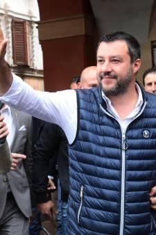 """Salvini juge risibles les critiques de l'ONU: """"Cela prête à rire"""""""