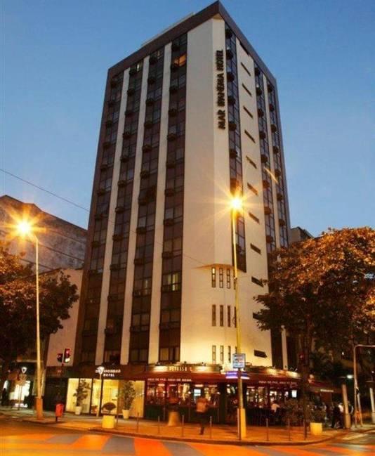 Hotel Mar Ipanema in Rio.