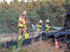 Man (38) aangehouden na reeks branden op landgoed in Dalfsen